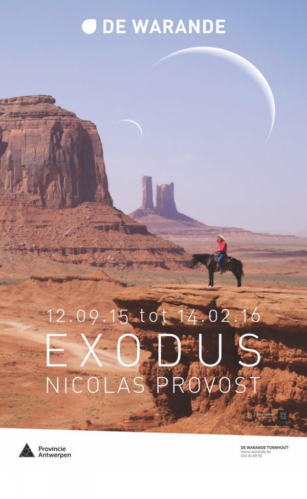 exodus-warande stadsplan